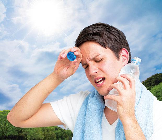 >夏季預防熱傷害