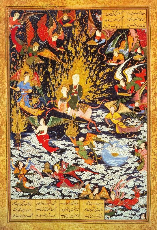 >聖城期待神再臨——耶路撒冷四千年的故事(七) 伊斯蘭教的耶路撒冷