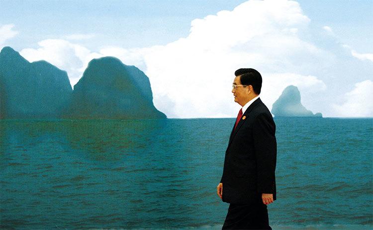 胡錦濤高調露面 胡海峰同日升官 他日有望副國級?