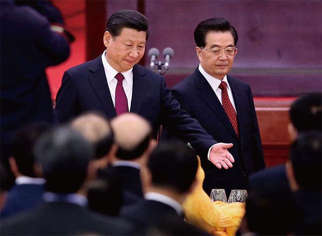 胡錦濤從平民到黨魁之路 政治推手揭祕