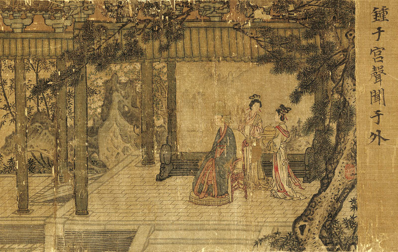 千年育女範本 胎教寶典《女孝經》