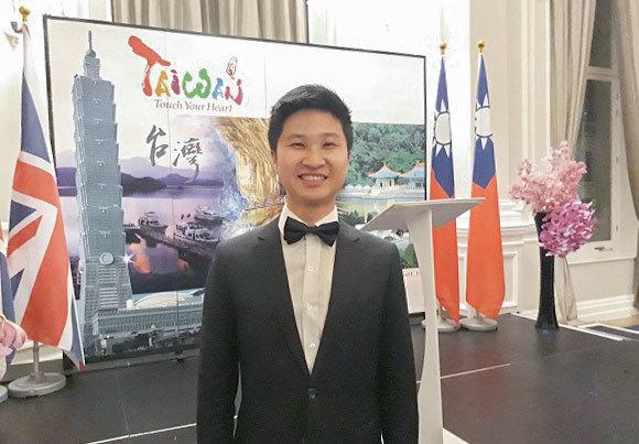 臺灣未來外交官:修煉讓我開智開慧