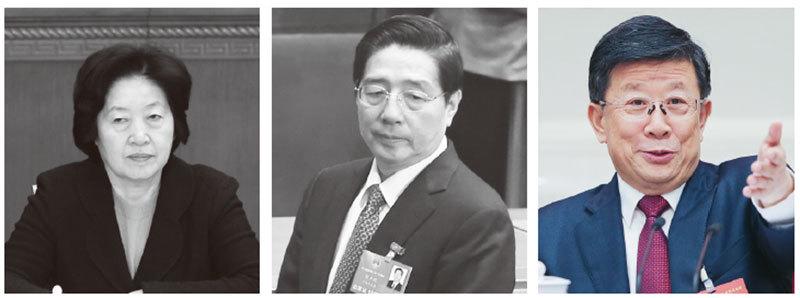 老兵維權驚動中南海 三副國級高官出場