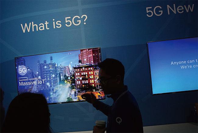 >中美12萬億5G產業之爭