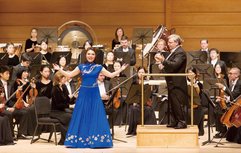 神韻交響樂團 必聽五大理由