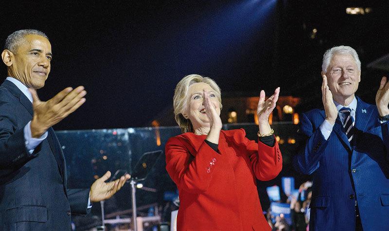 揭祕奧巴馬和克林頓夫婦 出賣美國利益