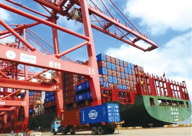 >中美貿易戰令中國不再是世界工廠