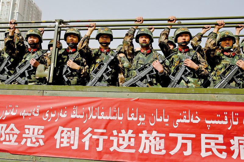 揭祕中共的新疆高壓措施 陳全國或被美國制裁