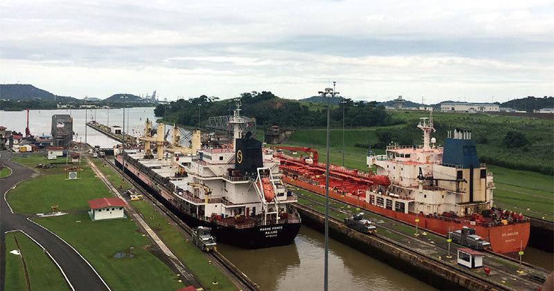 >貿易戰火中靜觀巴拿馬運河(下)