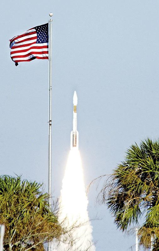 延續星球大戰計畫 特朗普成立太空軍