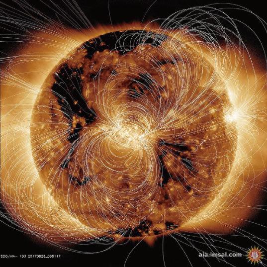 人類首次「觸摸」太陽