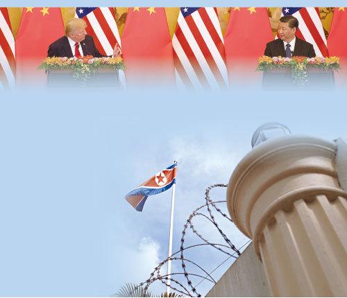 貿易戰升級 北韓成習特對決第二戰場