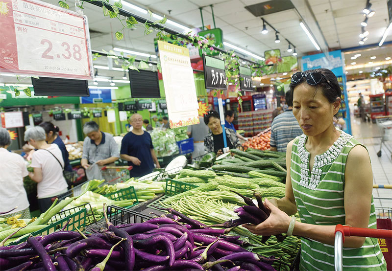 貿易戰讓中國「消費降級」 百姓過苦日子