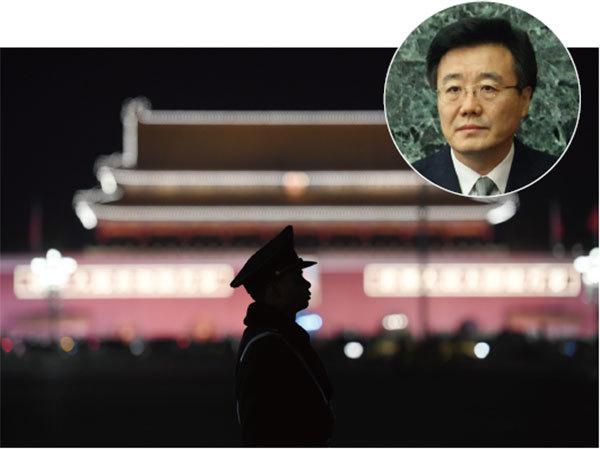 習施壓趙樂際 劉淇大祕落馬 退休高官「對陣」