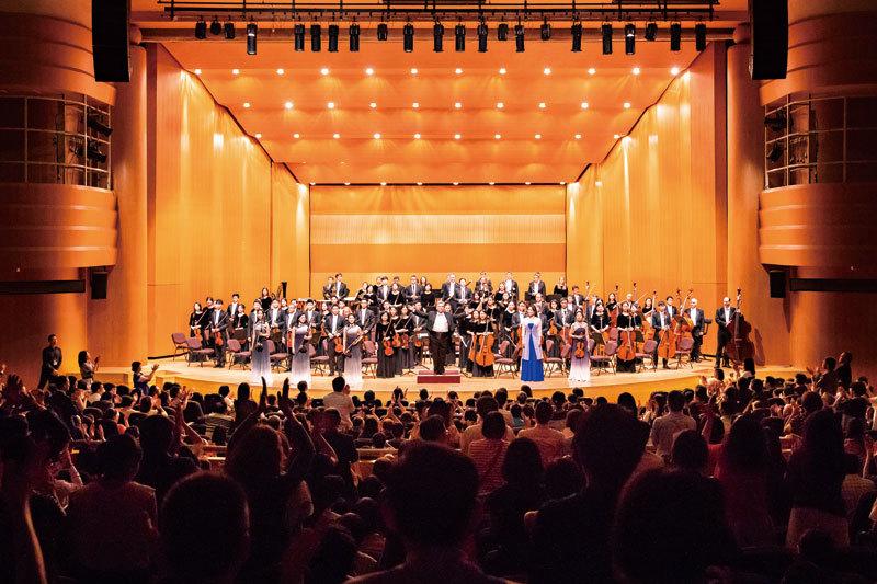 「智者的禮物」神韻交響樂溫暖臺灣科技城