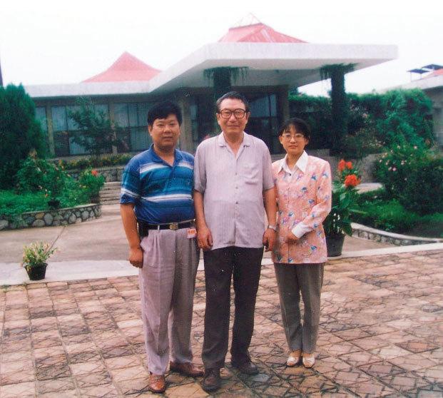 不屈與和平的信念(上) ——紀念建築大師張德沛師父