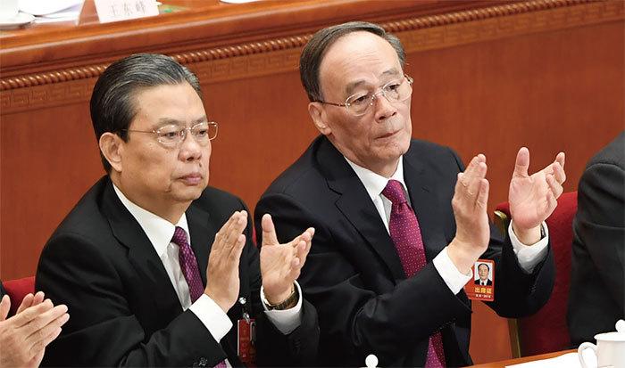 >趙樂際缺席新一輪打虎風暴 反腐主導權或被架空
