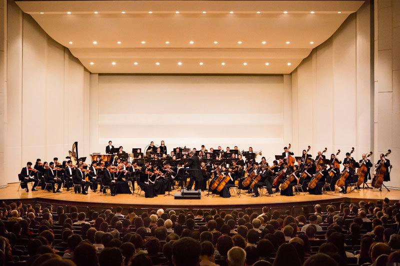 >神韻交響樂連12場大爆滿! 臺灣觀眾感恩聽到法界之音