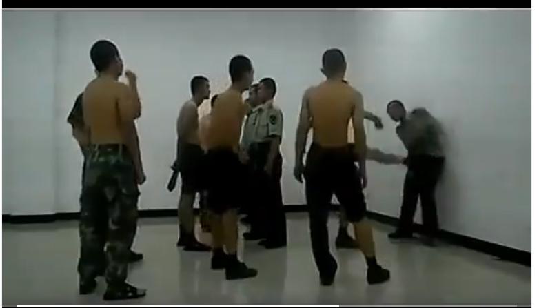中共老兵教育新兵影片再掀討論