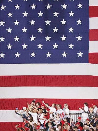 中共攻擊美國中期選舉 特朗普強硬反擊