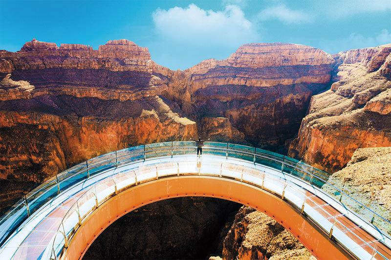 >神遊印第安人聖地——大峽谷