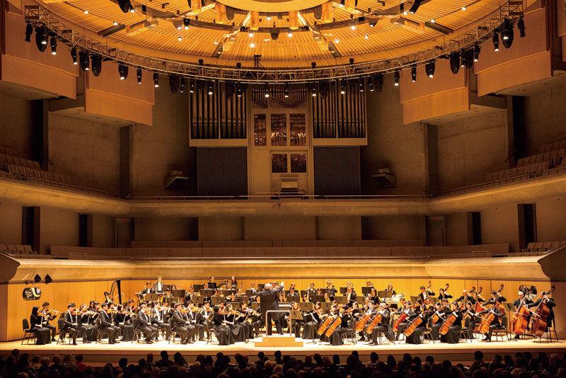 >神韻交響樂北美首演 觀眾:「天使在演奏最美音樂」