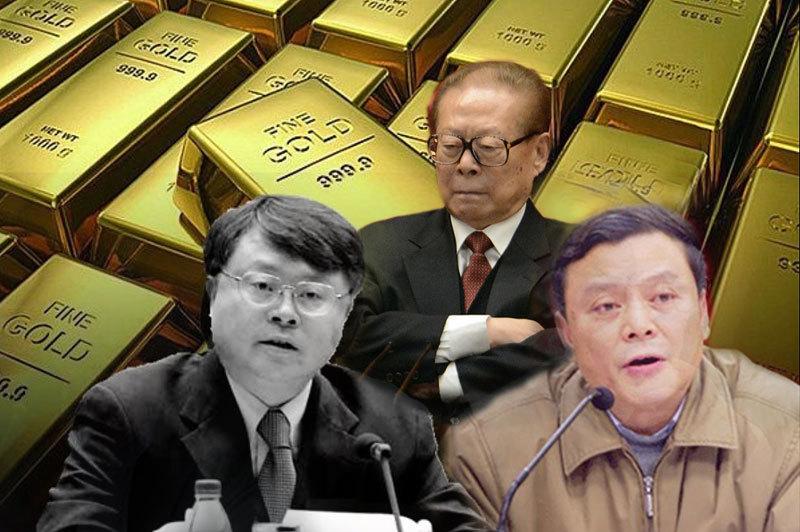 特朗普將對江澤民動手 江派富豪掏空中國