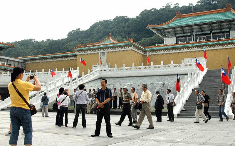 >中國遊客 北京的最新經濟武器