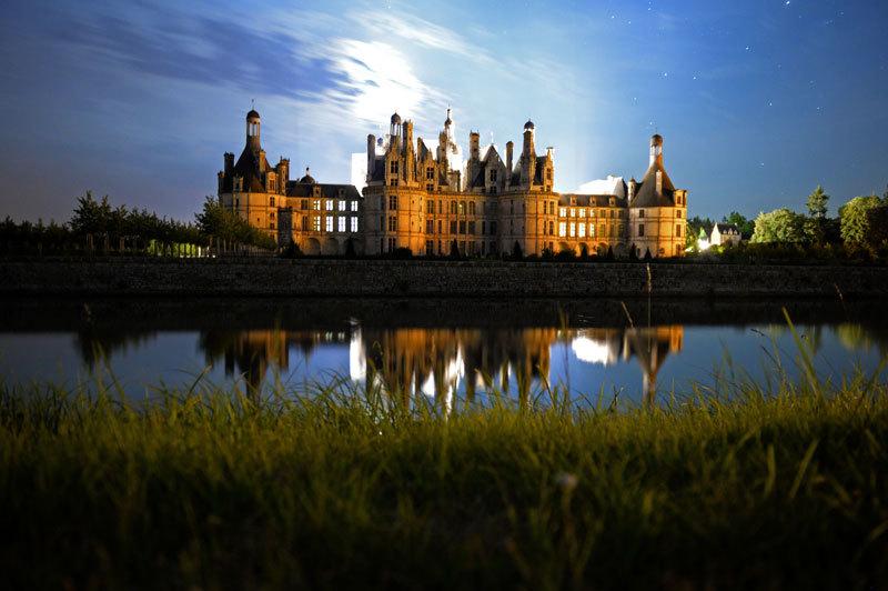 >法國西部自駕遊 領略盧瓦河七大最美城堡