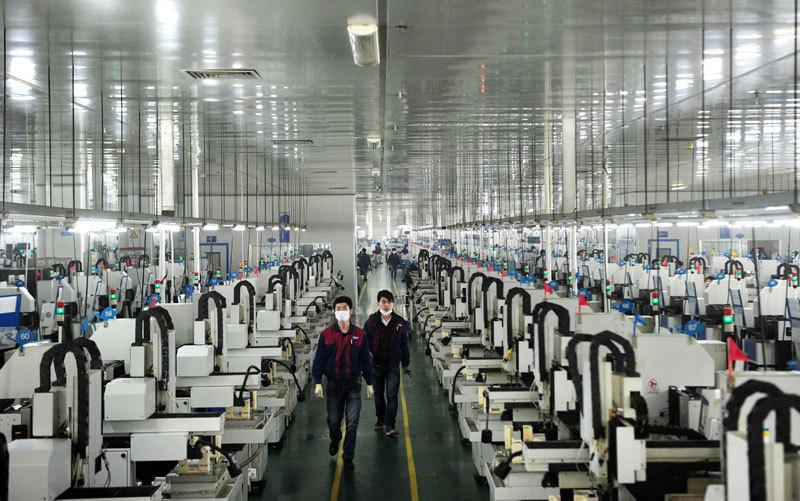 特朗普貿易戰見成效 可望重振美國製造業