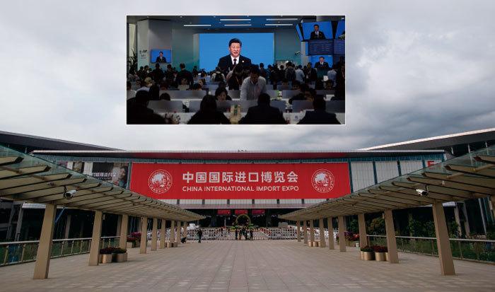 進博會現尷尬 北京承諾沒人信
