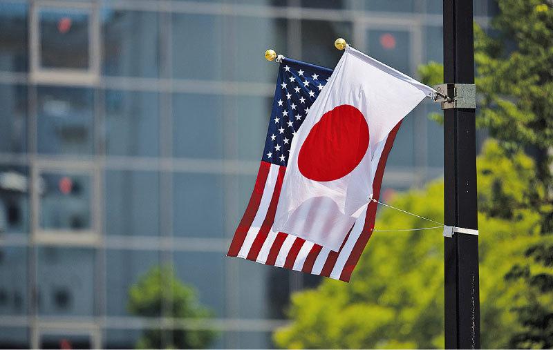 「安保靠美國,賺錢去中國」 日本不可兼得