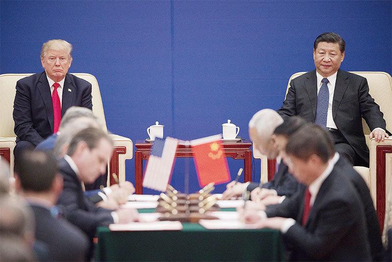 世紀對決 G20峰會前習特交鋒