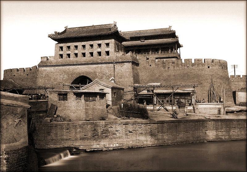 中華傳統文化之嘆——消逝的城牆