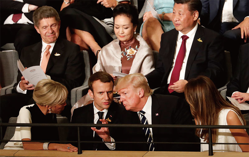世紀談判與中國巨變倒計時