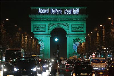 新版本的一個美國人在巴黎