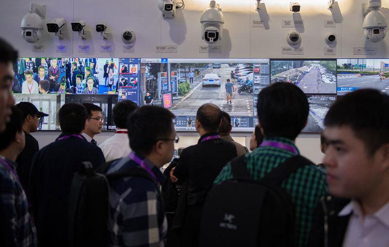 人臉辨識技術中國橫行 小心被盯