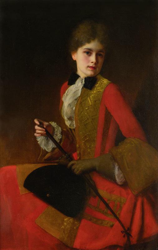 被低估的法國古典油畫大匠——雅凱