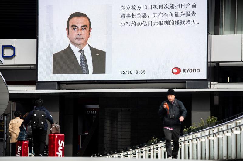 戈恩遭心腹倒戈 日產投資中國恐生變