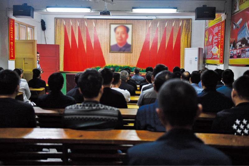 共產黨員在中國科技公司的角色