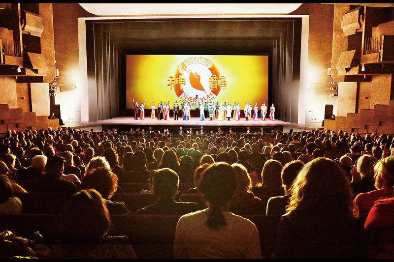 神韻2019巡演加州拉開序幕 觀眾盛讚中華文化
