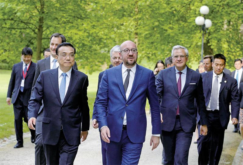 李克強訪歐盟受挫  中歐關係突增變數