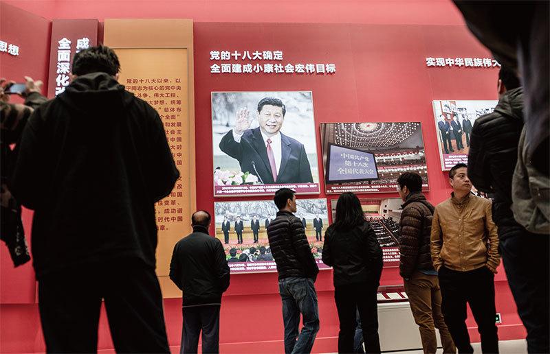 高層動向八大異常 江澤民噩耗頻傳 傳趙樂際被調查