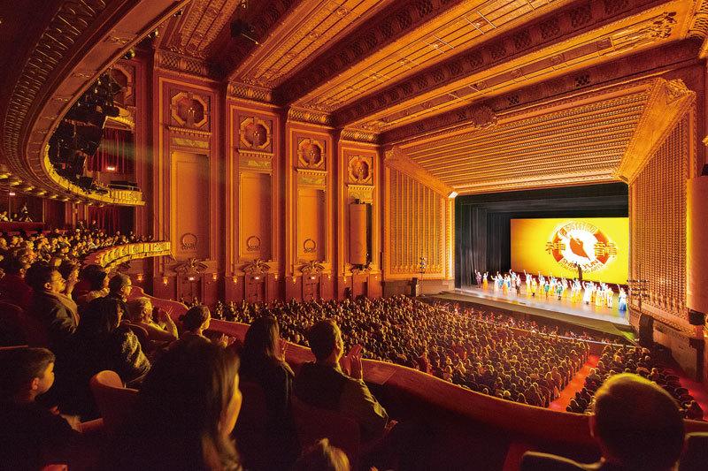 美加神韻熱演 觀眾感受喜悅迎來希望