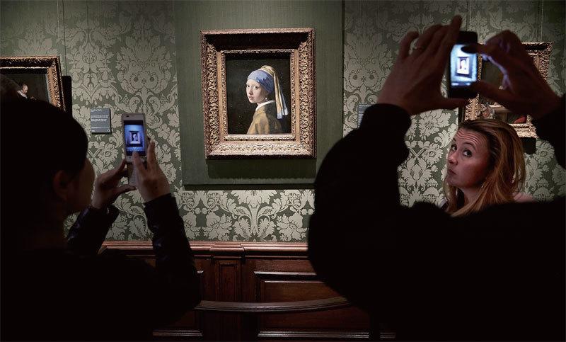 >丹麥國家美術館修復部主管約恩.瓦杜姆專訪 修復〈戴珍珠耳環的少女〉他洞見維米爾奧祕