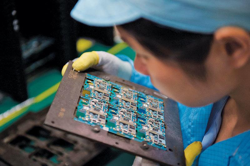 中共軍隊頂級芯片專家意外死亡 官方緘默