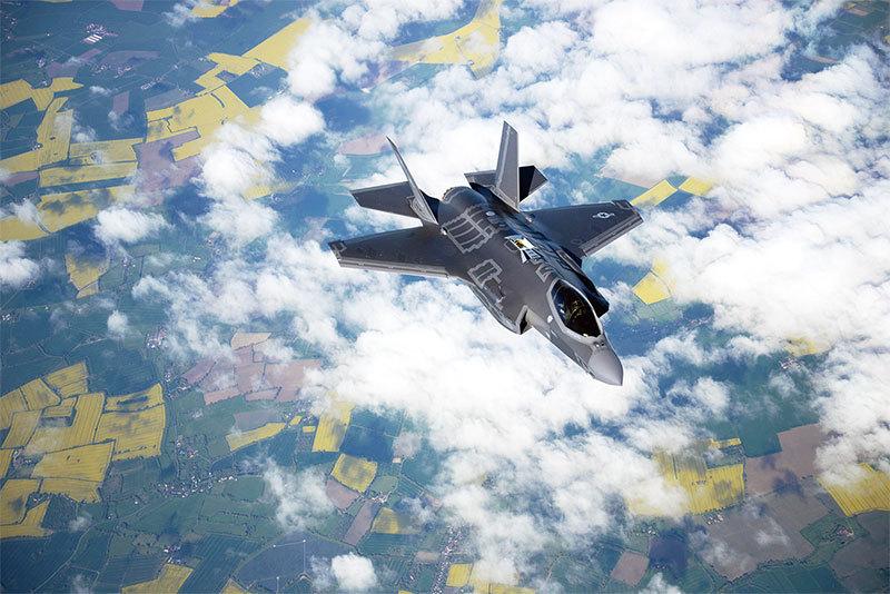 中俄美戰機較量: J-20和Su-57都無法匹敵F-35
