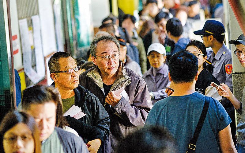 中共把臺灣作為實驗室破壞民主