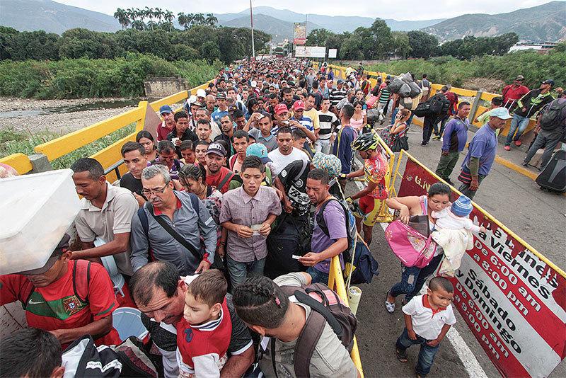 社會主義搞垮了委內瑞拉 法國民主精神宣戰黃背心