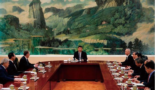中美貿易第六輪談判 棘手問題待習特會敲定